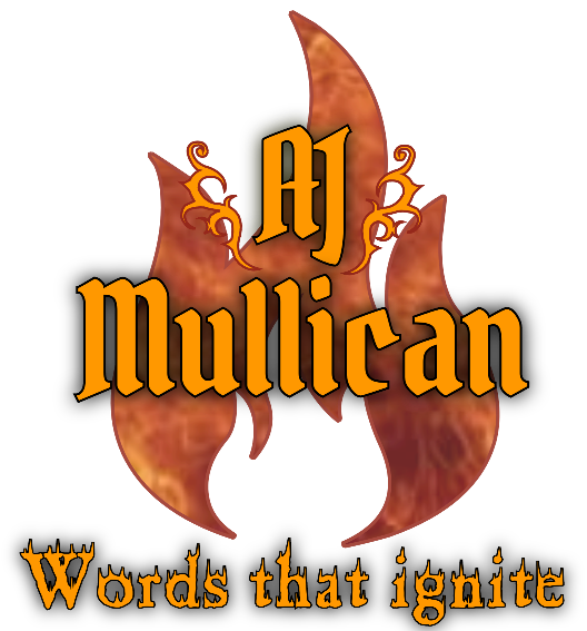 AJ Mullican, International Best-selling Author